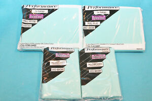 VTG PERFORMANCE by SPRINGS FITTED/FLAT/ SHEET/PILLOWCASES - PERCALE - PASTELS