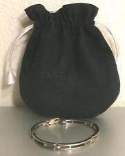 Bernard K Passman Black Coral 18K White Gold Twlight Bracelet Limited Edition