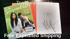 SIGNED The Seasoned Life by Ayesha Curry, Stephen Curry wife, autographed, new
