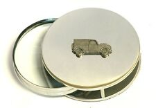 Land Rover Magnifying Reading Glass Desktop Office Farm Car Vehicle Gift