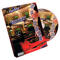 Magic Showoff III King of Cards DVD by Brian Tudor -NEW