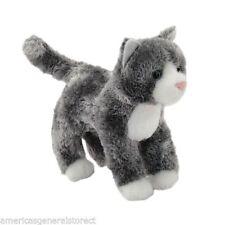 SCATTER Douglas Cuddle Toy plush GREY CAT stuffed animal small gray kitty kitten