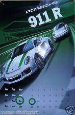 Porsche 911R Jahreskalender 2017 unbegrenzt nutzbar WAX05000003 fabrikneu