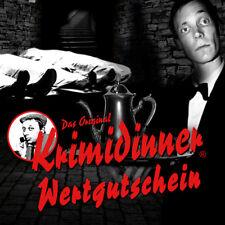 Das Original KRIMIDINNER® - Ein Leichenschmaus in Dortmund - Gutschein