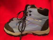 LANDS END Winter Snow Ski Fleece Lined Hiking Trail Boots Womens Shoes Sz 9.5