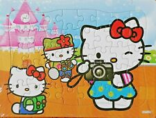 Hot New Disney 40 Pieces Hello Kitty Jigsaw Puzzle Best Toy Gifts for Kids - 1#