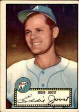 Eddie Joost 1952 Topps #45 Philadelphia A's Ex 61138