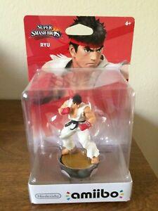 Amiibo RYU Super Smash Bros Series    NEW IN BOX