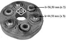 METALCAUCHO Articulación árbol longitudinal para RENAULT SCENIC KANGOO 04417