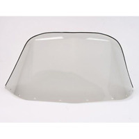 Replacement Windshield (clear, Smoke And Graphics)~1987 Arctic Cat El Tigre 5000