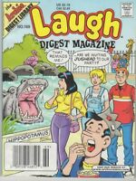 ARCHIE'S COMICS - LAUGH DIGEST MAGAZINE # 169 November 2001 C-2