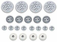 LEGO 21pc Technic 16 24 40 tooth gear set (Mindstorms nxt robot EV3 lot pack)