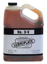 Lubriplate Products No 3V, L0009-007,Petroleum-Based Machine Oil,CTN 4/7 LB JUGS
