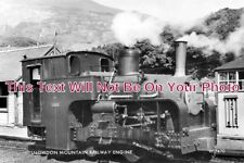 QQ 18 - Snowdon Mountain Railway Engine - 6x4 Photo