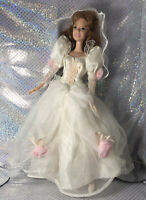 Disney ENCHANTED MOVIE GISELLE Doll USED Great Shape Dress Shoes HARD TO Find