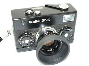 Rollei 35S Sonnar 35mm Compact Camera