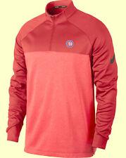 Nike Herren Sweater Sweat Tracktop Gr.XXL Golf Cubs Sweatshirt Rot 88671