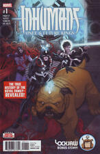Inhumans Once & Future Kings 1-5 Limited Series NM First Printing