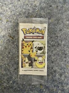 Pokemon 25th Anniversary General Mills Cereal Booster Packs