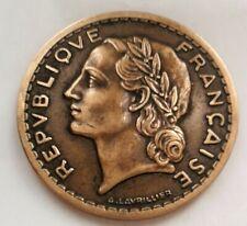 5 francs 1946 LAVRILLIER Bronze Aluminium (B15 05 )F