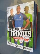 69949 FC Hansa Rostock Werbekarte unsignierte Autogrammkarte