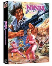 Ninja Operation 7: Royal Warriors (BR/DVD Mediabook B)