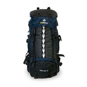 Leichter Trekkingrucksack Reiserucksack & Backpacker Rucksack 70l - Trek Bag 70