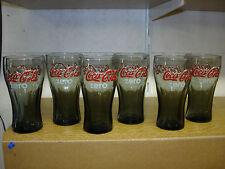 6 verres coca cola zéro