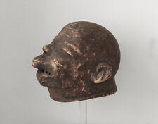 Old Makonde Lipico helmet mask, Tanzania