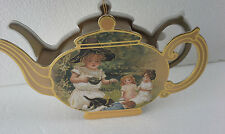 B. Shackman Co. Children's Miniature Tea Set, 1993