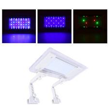 5W Aqurium Light Marine Aqua Fish Tank Lamp US Standard HL-380A White Case