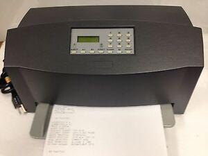 Craden DP9 Passbook Printer USB, Serial and Parallel