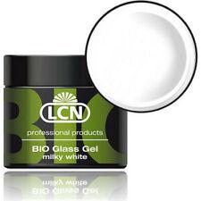 LCN Aufbaugel Bio Glass Gel milky white