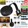 For Chromecast 4th Generation HDMI Digital Video Media Streamer Android IOS