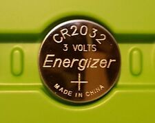 2 pieces Energizer CR2032 DL2032 3v Lithium Coin battery - Free Shipping