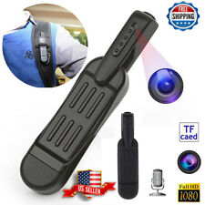 Mini Hidden DVR HD Spy Camera Pen TF Card Conference Recorder 1080P Long Standby