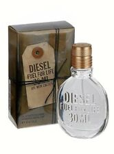 DIESEL FUEL FOR LIFE FOR HIM EDT POUR HOMME NATURAL SPRAY 30 ML/1.0OZ BRAND NEW