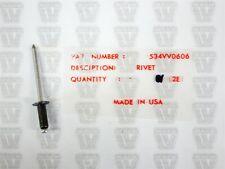 "New ListingKawasaki Nos New 534Vv0606 Rivet 3/16"" Drifter Invader Snowmobile Snow"