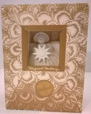 "Margaret Furlong 4"" Sun Sea Shell Angel 1994 Christmas Ornament, Box Retired"