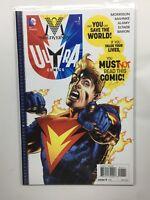 Multiversity Ultra Comics #1  Dc Comic Book