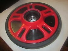 Arctic cat snowmobile red idler wheel new 2604-150