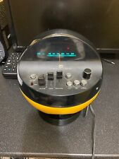 Weltron Space Ball Radio Model 2002,*Free Shipping*.