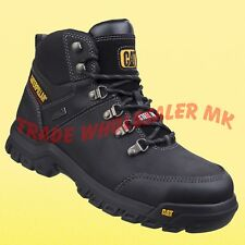 Caterpillar 7002 Honey GOODYEAR Welted SB Tracker Safety Boot - Size 9