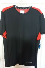 Red And Black Men's Athletic Infrared Recovery Shirt, Large, Brand New with tags