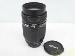 NIKON AF  70-210mm f/4-5.6S f4-5.6S Excellent++  from Japan