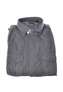 Paolo Pecora  -  Shirt - Male - Grey - 2996704A184316