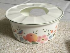 Villeroy & Boch Gallo Design Orangerie Tea Coffee Warmer Kitchenware Bone China