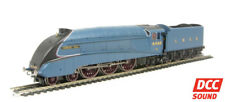 """Hornby R2805XS,  A4 4-6-2 4466 """"Herring Gull""""  LNER Blue, DCC Sound fitted, NEW!"""