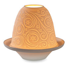 Ceramic Tealight Candle Holder Tea Light Home Ornament Gift Present Lounge Dome