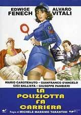 La Poliziotta Fa Carriera DVD MUSTANG ENTERTAINMENT